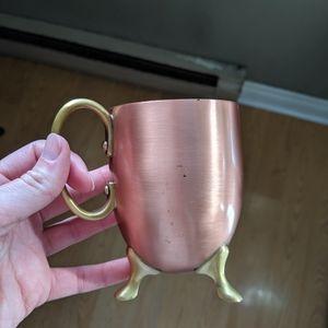 Anthropologie Dining - Anthropologie copper mug